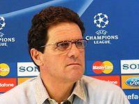 Капелло еще на два года продлит контракт со сборной Англии