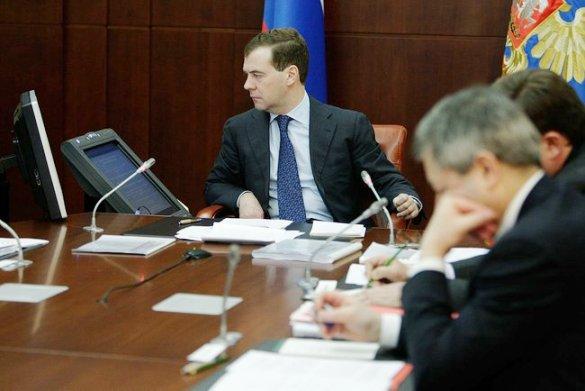 Президент России проверил исполнение своих поручений за 2009 год