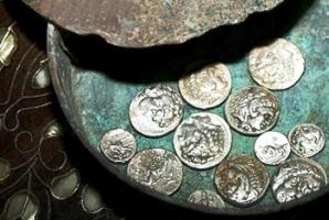В Сирии нашли коллекцию старинных монет