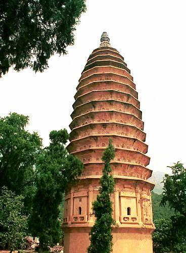 Храмы Китая заявлены на статус мирового культурного наследия