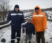 На Кировоградщине нашелся убежавший из дому мальчик