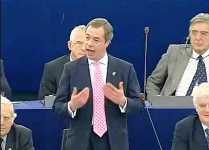 В Европарламенте обругали президента