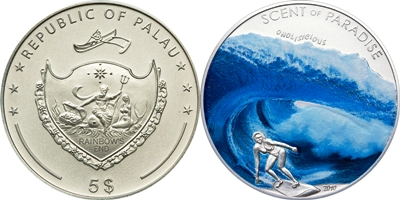 Райское наслаждение в серебряных монетах
