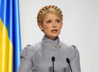 Тимошенко критикует декларацию о доходах Януковича