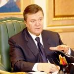 Виктор Янукович назначил новых председателей 14 областей