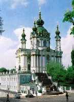 Кабмин выделил средства на восстановление Андреевской церкви