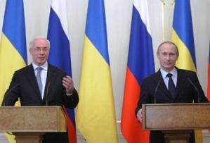 Азаров успокоил прессу о долгах Украины за газ