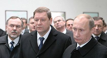 Беларусь рассчитывает в 2010 году восстановить докризисный уровень торговли с Россией