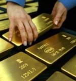 Золотовалютный резерв России вырос на  млрд