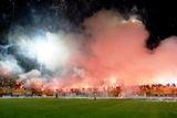 В Греции на футболе разразилось побоище