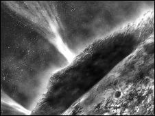 Впервые получены образцы межзвездной пыли