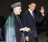 Обама благополучно совершил неожиданный визит в Афганистан