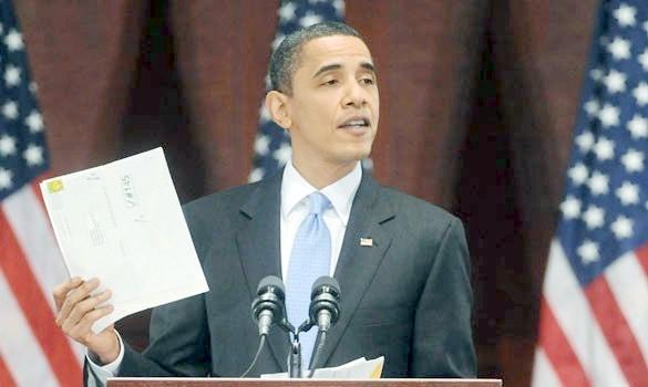 Обама тайно прилетел к Карзаю