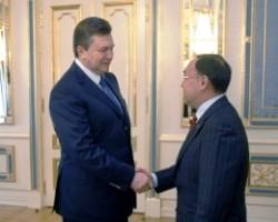 Украина выступает за новый договор о европейской безопасности