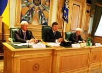Триумвират украинской власти снова вместе