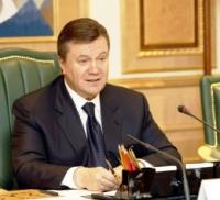 Янукович дал команду усовершенствовать правоохранительные органы