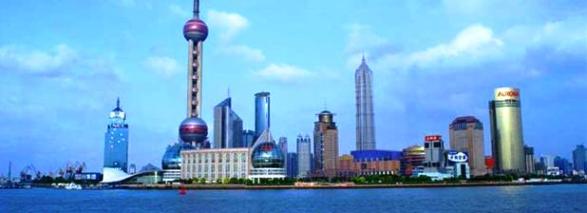 ЭКСПО-2010 в Шанхае празднует торжественное открытие