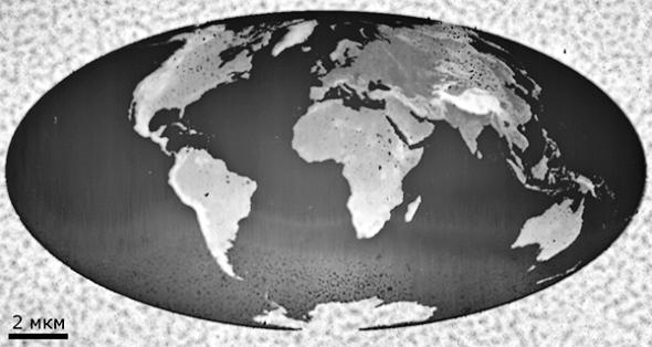 В IBM создали 3D-карту Земли