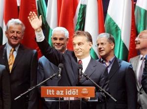 ФИДЕС выиграла выборы в парламенте Венгрии