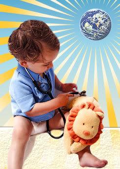 Всемирный день здоровья 2010- Урбанизация и здоровье