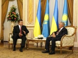 Украина и Казахстан подписали План действий на 2010-2011
