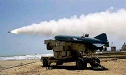 Иран провел ракетные учения в Персидском заливе