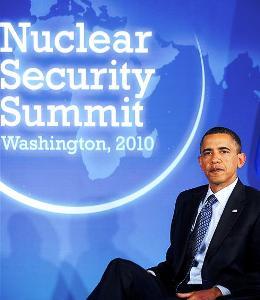 Саммит по ядерной безопасности на Земле
