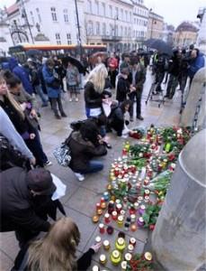 Лех Качиньский с польской элитой трагически погибли в авиакатастрофе. Обстоятельства