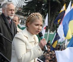 Тимошенко пойдет искать правду в регионах
