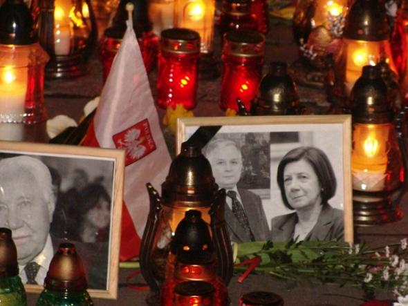 В Украине 12 апреля день траура в связи с авиакатастрофой под Смоленском
