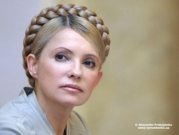 Тимошенко поблагодарила судей КСУ за голосование против тушек