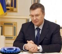 Янукович с однодневным визитом в Казахстане