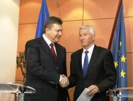 Совет Европы положительно смотрит на Украину