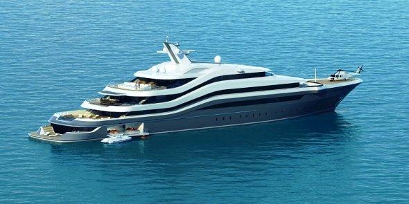 Мега-яхта Orchid от Lurssen Yachts