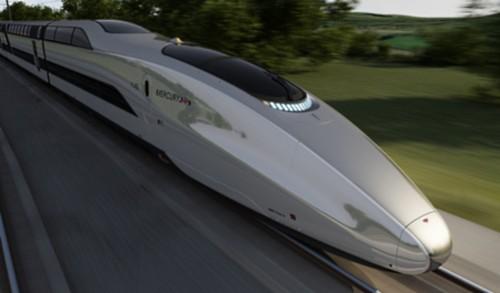 Скоростной поезд Меркурий вернет славу Великобритании