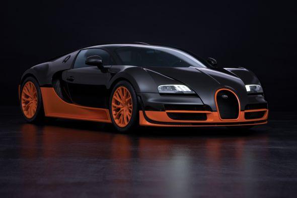 Самые дорогие автомобили 2012