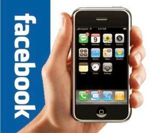 Число мобильных пользователей Facebook возросло до 150 млн