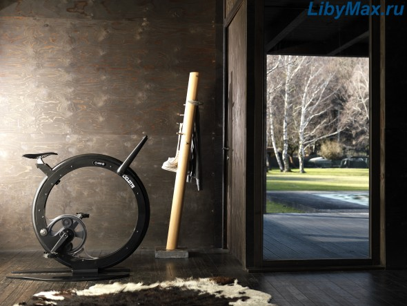 Велотренажер Ciclotte для ценителей искусства