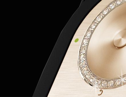 Стюарт Хьюз представил телефон Bang & Olufsen Serenata Diamond Edition