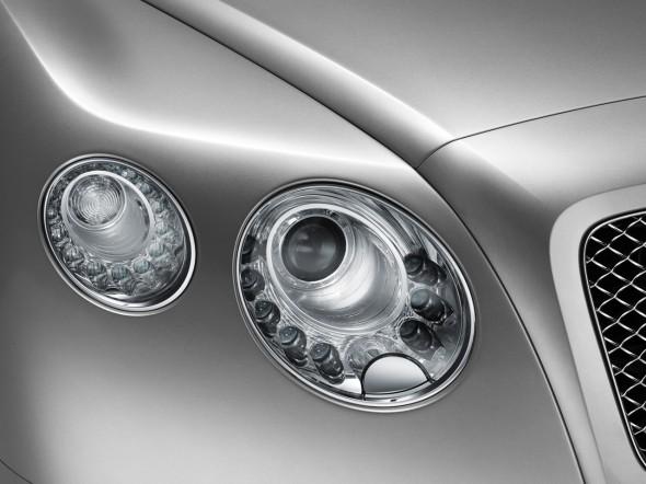 Bentley представила суперкар Continental GT 2011