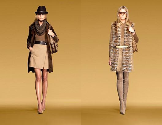 Новая коллекция Gucci осень-зима 2010-11
