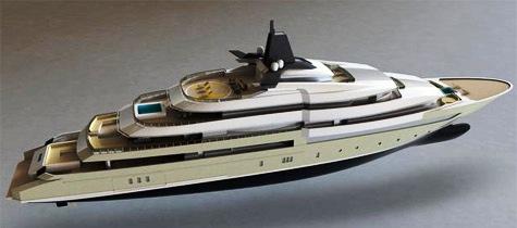 Oceanco Y706: супер-яхта достойная внимания