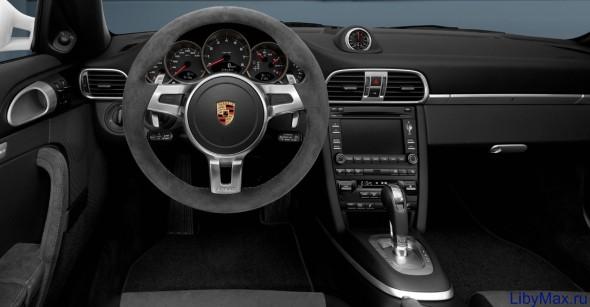 Porsche представляет 911 Carrera GTS