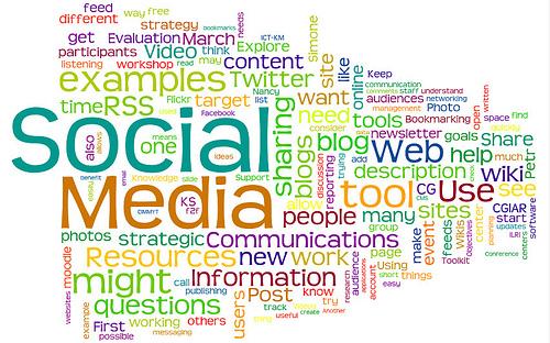 Составлен рейтинг социальных сетей в