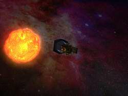НАСА исследует Солнце с помощью зонда SPP
