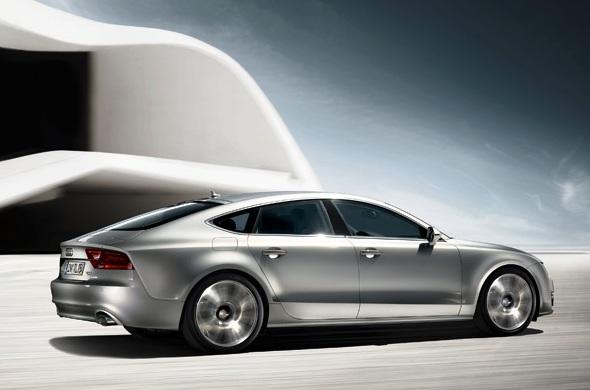Bentley использует Audi A7 Sportback для нового купе