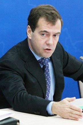 Медведев подписал Указ о кадровых изменениях в ВС РФ