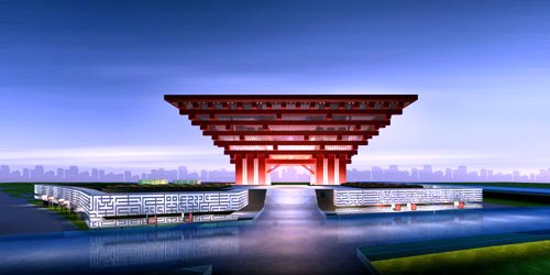 ЭКСПО в Шанхае побил рекорд по посещаемости