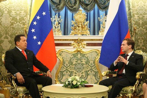В Москве состоялись переговоры Россия-Венесуэла