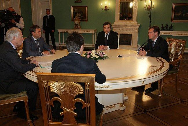 Медведеву предложили кандидатов на должность мэра Москвы